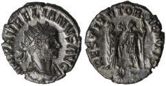 Ancient Coins - Aurelian Ae. antoninianus (270-275 AD)