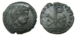 Ancient Coins - Magnentius Ae. double centenionalis