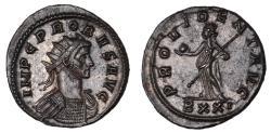 Ancient Coins - Probus billon antoninianus (AD 279)