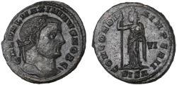Ancient Coins - Maximinus II Ae. follis - rare