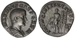 Ancient Coins - Maximus Ae. sestertius (236 - 238 AD)