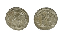 Ancient Coins - Valerian I Ar. antoninianus (AD 253-260)