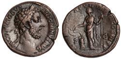 Ancient Coins - Commodus Ae. sestertius