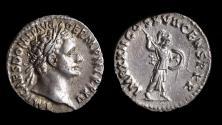 Ancient Coins - Domitian Ar. denarius