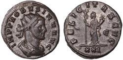 Ancient Coins - Probus Ae. antoninianus – rare variety