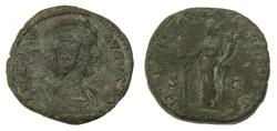 Ancient Coins - Julia Domna Ae. sestertius