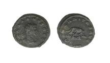 Ancient Coins - Gallienus Ae. antoninianus (AD 253-268)