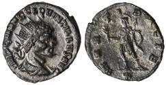 Ancient Coins - Quintillus Ae. antoninianus (270 AD) - rare