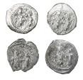 Ancient Coins - Heraclius Ar. hexagrams