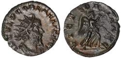 Ancient Coins - Laelianus Ae. antoninianus – extremely rare