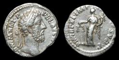 Ancient Coins - Commodus Ar. denarius (AD 184-189)