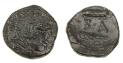 Ancient Coins - Alexander the Great Ae. 17 (325-310 BC)