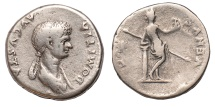 Domitia Ar. tetradrachm – rare