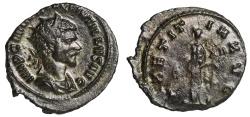Ancient Coins - Quintillus Ae. antonininanus (270 AD) - rare