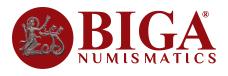 Biga Numismatiek