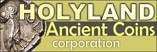 Holyland Ancient Coins Corp.